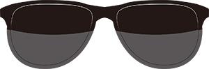 紫外線対策に必須なサングラス